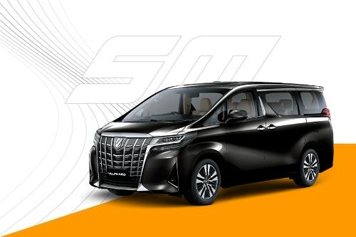 Alphard Facelift 2020