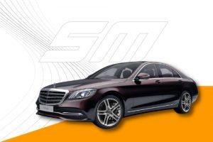 Mercedes-benz S450
