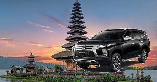 Sewa Mobil Pajero di Bali