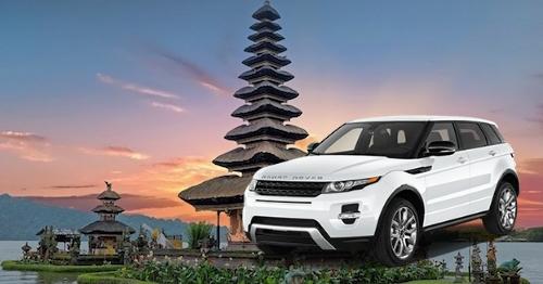 Sewa Mobil Range-Rover di Bali