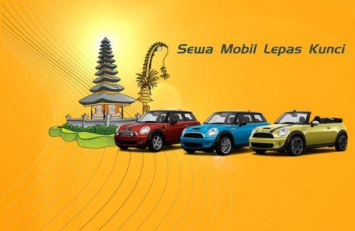 Sewa Mobil Lepas Kunci di Bali