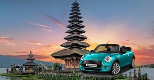 Sewa Mobil Mini Cooper lepas kunci di Bali