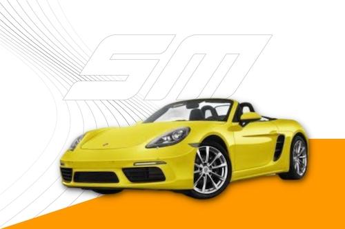 Porsche Boxter Cabriolet