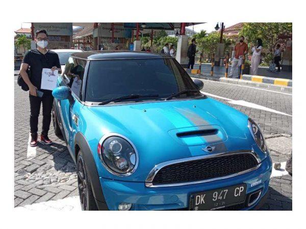 sewa mini cooper di Bali