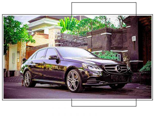 Sewa Mercy E250 di Bali Terbaru